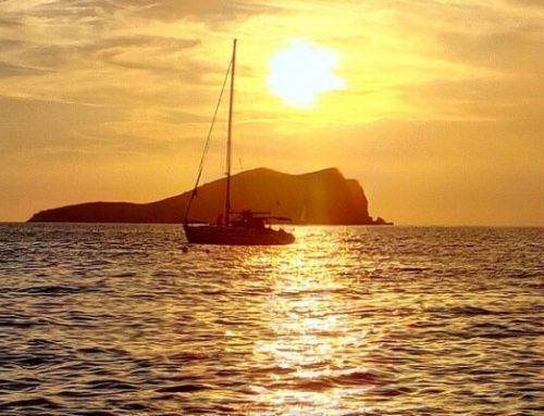 Un fin de semana en Ibiza a bordo de un barco