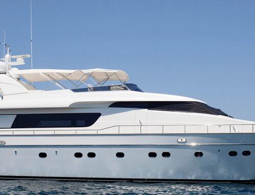 4 Razones por las que alquilar un barco en Ibiza